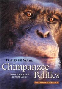 Chimpanzee Politics (Frans de Waal)