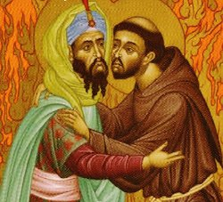 Saint Francis and the Sultan
