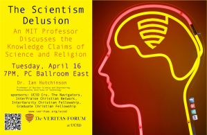 Ian Hutchinson on Scientism