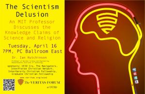Ian Hutchinson on Scientism