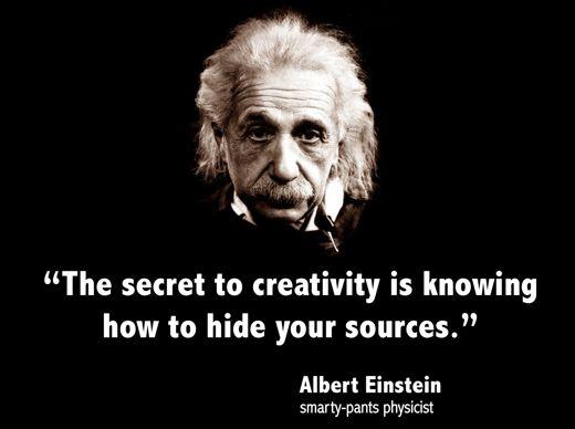 Einstein quotes | Mimetic Margins
