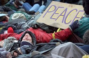sacrificial peace
