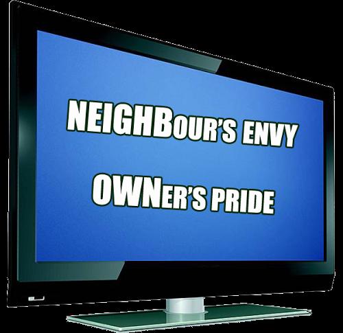 Envy Pride Mimetic Desire