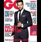 Ricky Martin GQ Australia