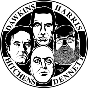 four horsemen of new atheism