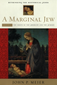 A Marginal Jew Volume 1 (John Meier)