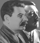 Totalitarianism by Stalin and Hitler