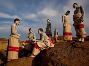 initiation ritual Xhosa manhood circumcision