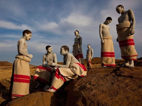 initiation ritual Xhosa manhood circumcision