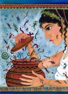 Pandora (Jane Ray)