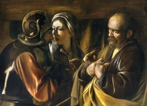 The_Denial_of_Saint_Peter by Caravaggio_(1610)