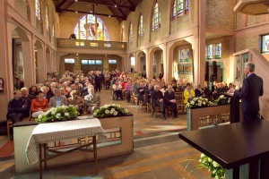 Sint-Theresiakapel Middelkerke Geert Bourgeois