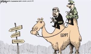 Arab Spring Egypt Morsi Manipulated by Military