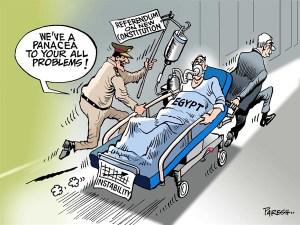 Arab Spring Sickness