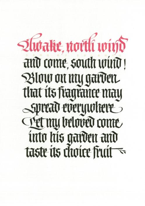 Song of Solomon (Raoul Martinez)