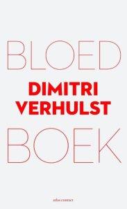 Bloedboek Dimitri Verhulst Cover