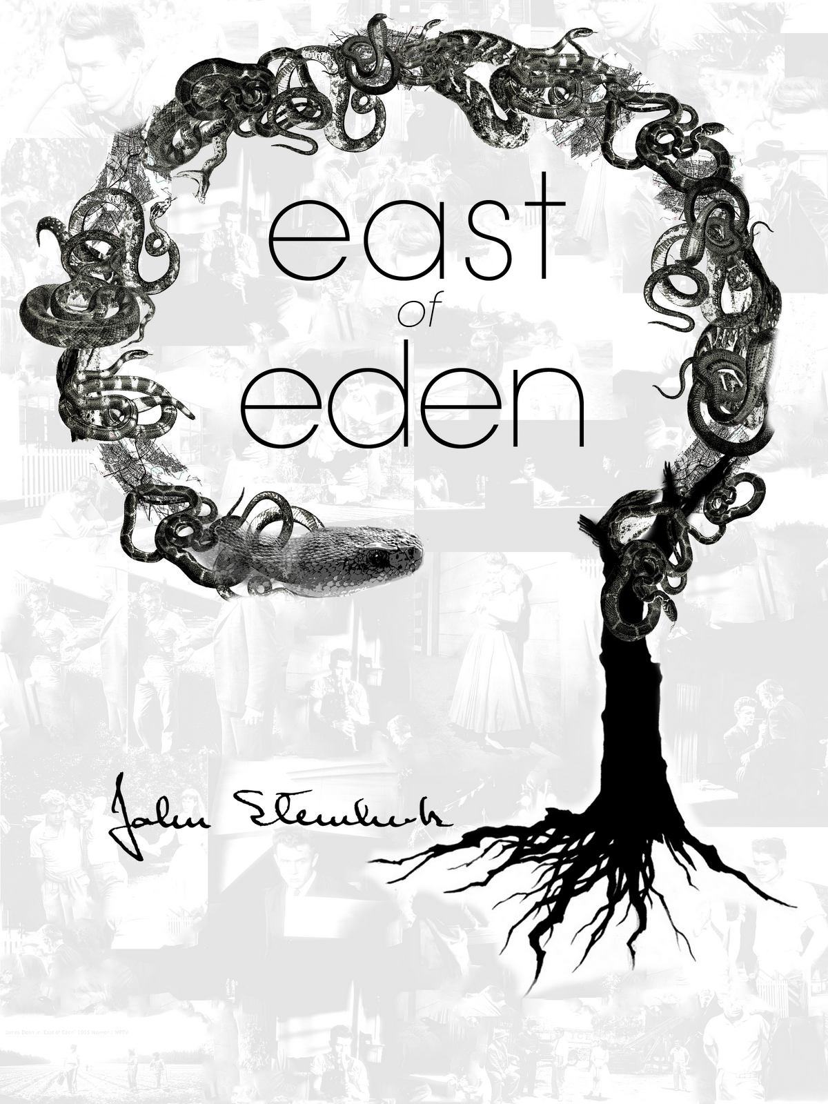 anger and revenge in east of eden by steinbeck East of eden - anger and rejection in east of eden steinbeck uses history two tell of two families the trask's and the hamilton's, which are his own family.