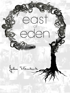 East of Eden John Steinbeck Cover