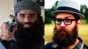 ISIS Hipster Beard