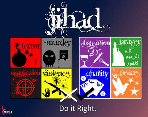 The Greater Jihad - Do it Right