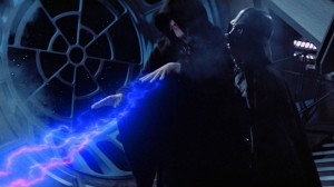 Darth Vader vs. The Emperor