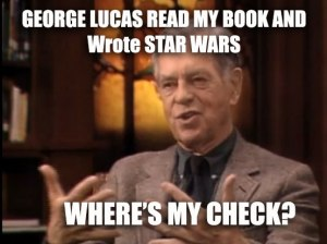 Joseph Campbell George Lucas Meme