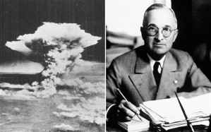 Truman Atomic Bombing Hiroshima
