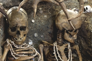7000 Year Old Mass Grave Germany