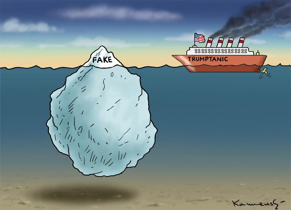 alternative-facts-donald-trump-titanic