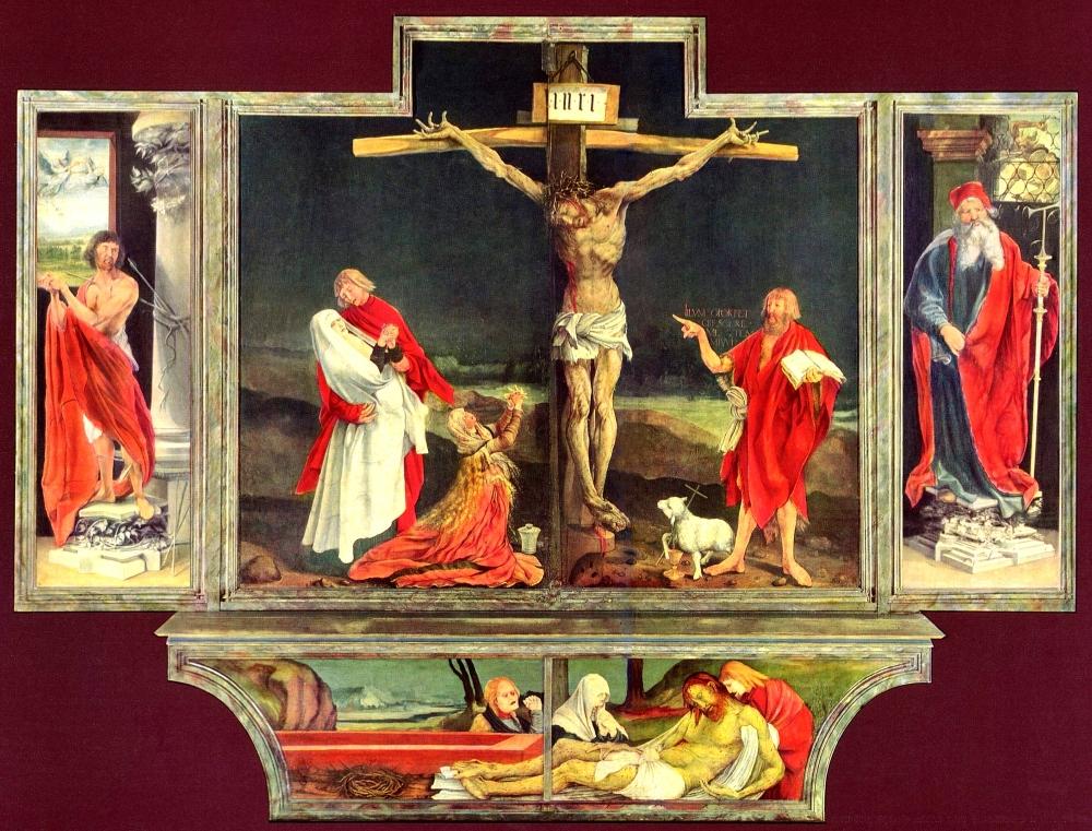 Isenheim Altarpiece (Matthias Grünewald)