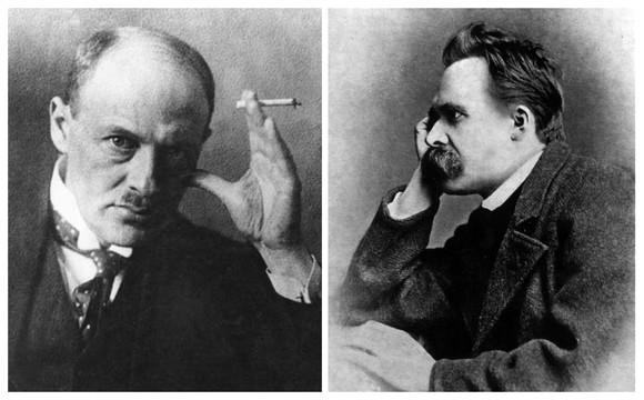 Max Scheler & Friedrich Nietzsche