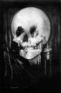 All is Vanity (Charles Allan Gilbert - 1892)