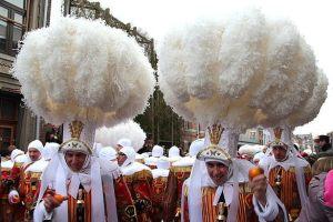 Gilles de Binche Carnival