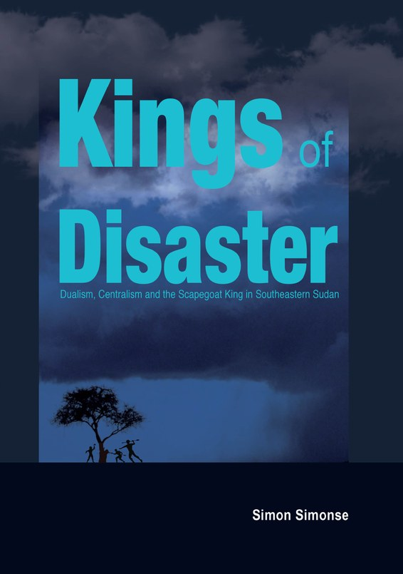 Simon Simonse Kings of Disaster front cover