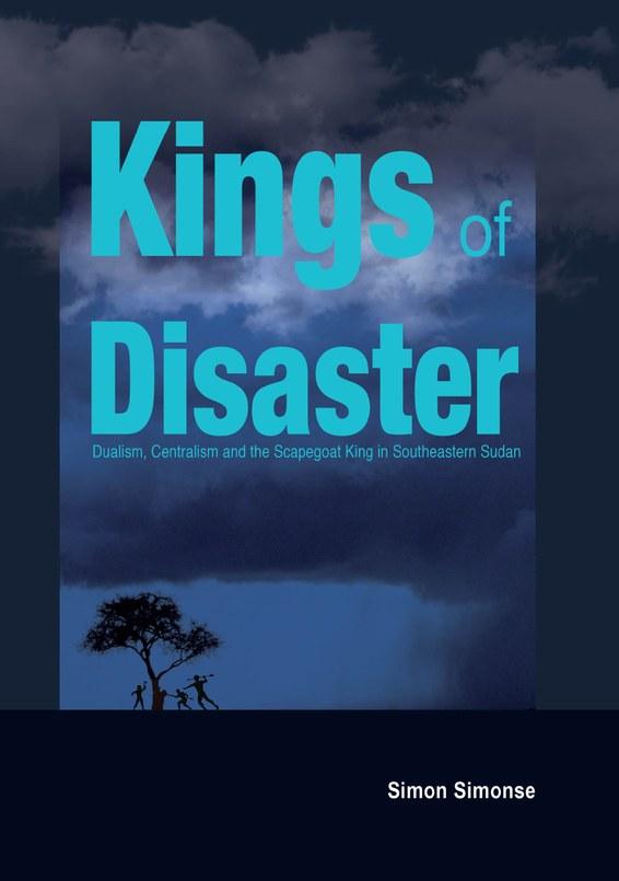Simon Simonse Kings of Disaster front cover