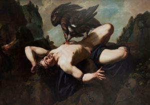 Theodoor Rombouts (1597-1637) - Prometheus