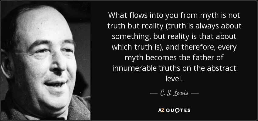C.S. Lewis on Myth