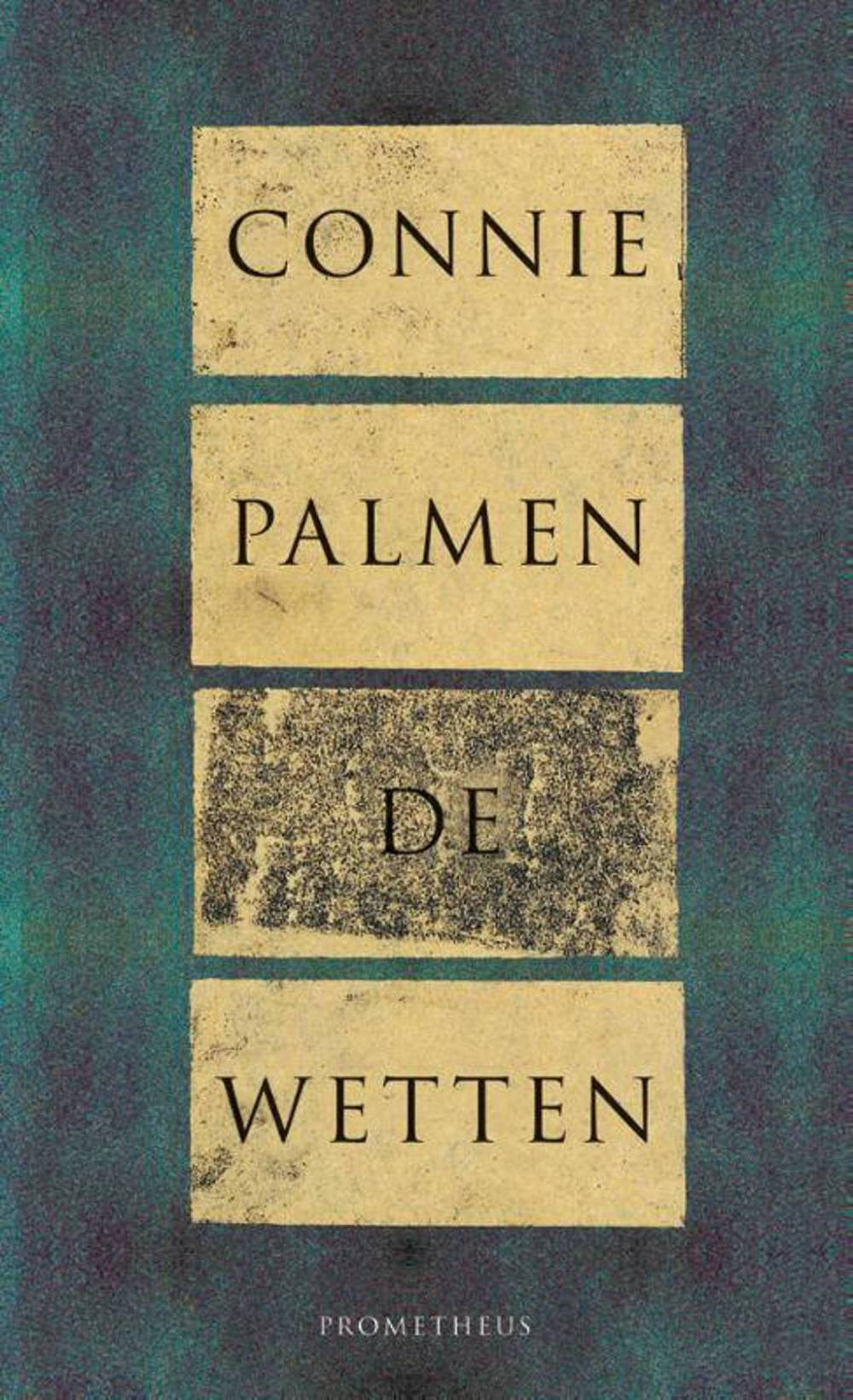 Connie Palmen_De wetten (cover)