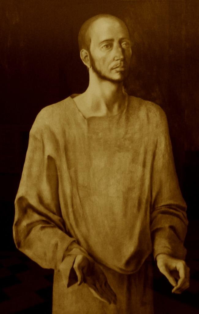 Ignatius by Gudiol
