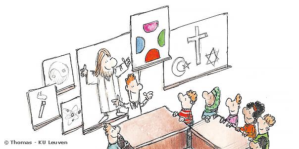 Katholieke Dialoogschool (vak rooms-katholieke godsdienst)