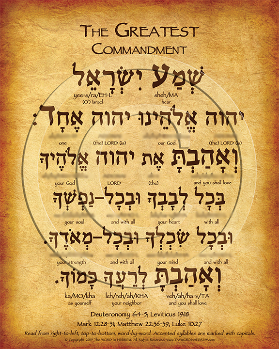 The Greatest Commandment in Hebrew.jpg