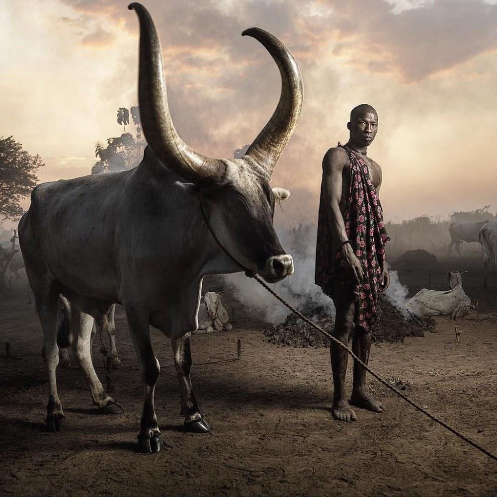 Mundari South Sudan